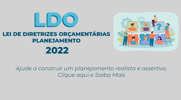 SUGESTÃO para possível inclusão no Projeto da LDO de 2022