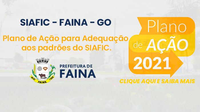 SIAFIC – FAINA – GO