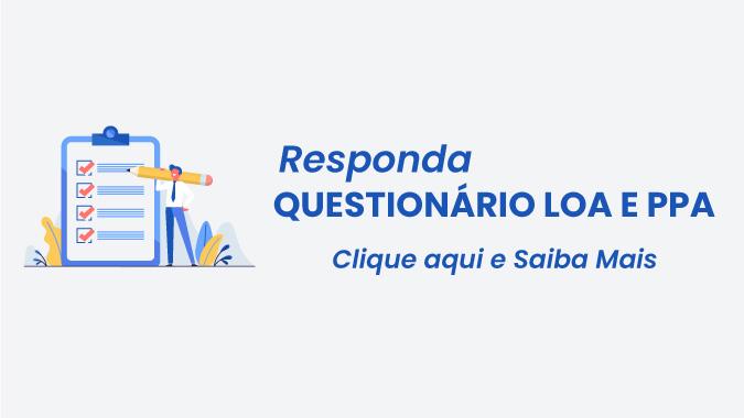 CONSULTA PÚBLICA ELABORAÇÃO DOS PROJETOS PPA E LOA